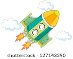 a vector illustration of a...