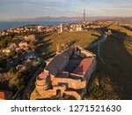aerial view of the norman...   Shutterstock . vector #1271521630