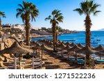 sharm el sheikh  sinai   egypt  ... | Shutterstock . vector #1271522236