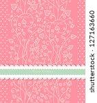 Vintage Pink Background For...