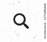 search vector best flat icon on ... | Shutterstock .eps vector #1271686660