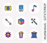 vector illustration of 9...   Shutterstock .eps vector #1271719819