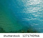 crystal clear water abstract... | Shutterstock . vector #1271740966