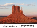 Dramatic Red Rock Mitten In...