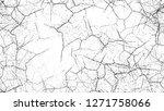 halftone grunge vector seamless ... | Shutterstock .eps vector #1271758066