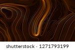 abstract 3d rendering... | Shutterstock . vector #1271793199