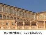 Vatican Palace Or Apostolic...