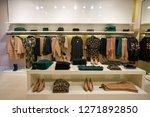 dusseldorf  germany   circa... | Shutterstock . vector #1271892850