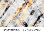 urban geometric camouflage... | Shutterstock .eps vector #1271972980