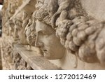 aphrodisias ancient city ... | Shutterstock . vector #1272012469