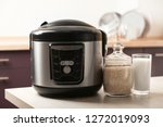 Modern Multi Cooker And...