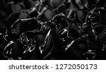 abstract movement of the dark ... | Shutterstock . vector #1272050173