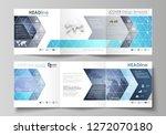 the minimalistic vector... | Shutterstock .eps vector #1272070180