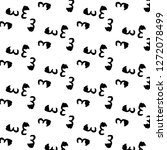 simple black and white vector... | Shutterstock .eps vector #1272078499