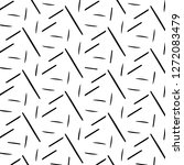 simple black and white vector...   Shutterstock .eps vector #1272083479