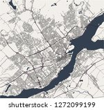 vector map of the city of...   Shutterstock .eps vector #1272099199
