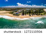 aerial panoramic images of... | Shutterstock . vector #1272110506