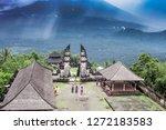 bali  indonesia   08 march 2018 ... | Shutterstock . vector #1272183583