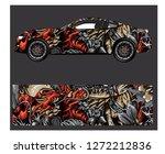 car wrap.barong kemiren...   Shutterstock .eps vector #1272212836