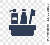 hygiene kit icon. trendy... | Shutterstock .eps vector #1272268873