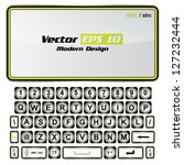 vector touchscreen...