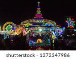 sakon nakhon thailand.december... | Shutterstock . vector #1272347986