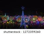 sakon nakhon thailand.december... | Shutterstock . vector #1272359260