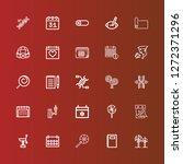 editable 25 spiral icons for...   Shutterstock .eps vector #1272371296