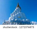 five buddha statue at wat pha... | Shutterstock . vector #1272376873