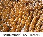doll elephant many people...   Shutterstock . vector #1272465043