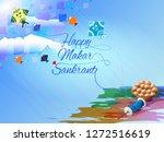 easy to edit vector... | Shutterstock .eps vector #1272516619