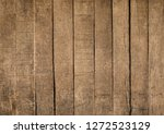 old grunge wooden background | Shutterstock . vector #1272523129