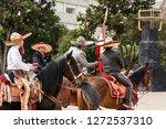 mexico  mexico city  12... | Shutterstock . vector #1272537310