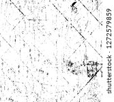 vector grunge overlay texture.... | Shutterstock .eps vector #1272579859