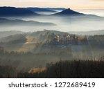 mystic moments in the swabian...   Shutterstock . vector #1272689419