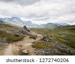 Kungsleden Hiking Trail Windin...