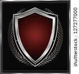 shield | Shutterstock .eps vector #127277000