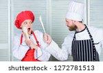 kitchen rules. culinary battle... | Shutterstock . vector #1272781513