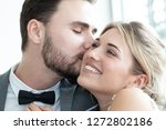 portrait of couple love or...   Shutterstock . vector #1272802186