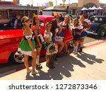 belmont shores  california  ... | Shutterstock . vector #1272873346