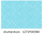 woven pattern seamles vector | Shutterstock .eps vector #1272930580