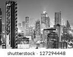 bangkok skyline  thailand.   Shutterstock . vector #127294448