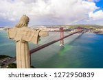 lisbon  portugal   november  28 ... | Shutterstock . vector #1272950839