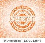 non resident abstract emblem ... | Shutterstock .eps vector #1273012549