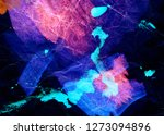 abstract ink background. marble ...   Shutterstock . vector #1273094896