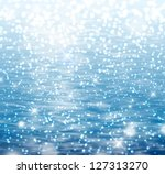 shining in sun sea. eps 10 | Shutterstock .eps vector #127313270