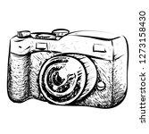 vector illustration. retro...   Shutterstock .eps vector #1273158430