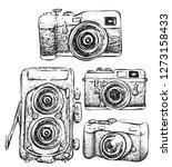 vector illustration. retro...   Shutterstock .eps vector #1273158433