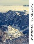 spectacular winter mountain... | Shutterstock . vector #1273193149