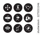 9 vector icon set   solstice ...   Shutterstock .eps vector #1273211146
